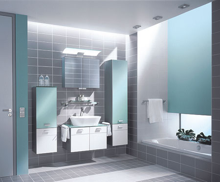 фото мебель в ванную комнату
