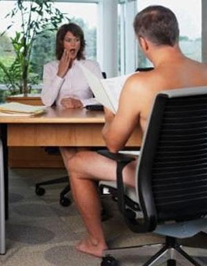 Видео интимное собеседование7